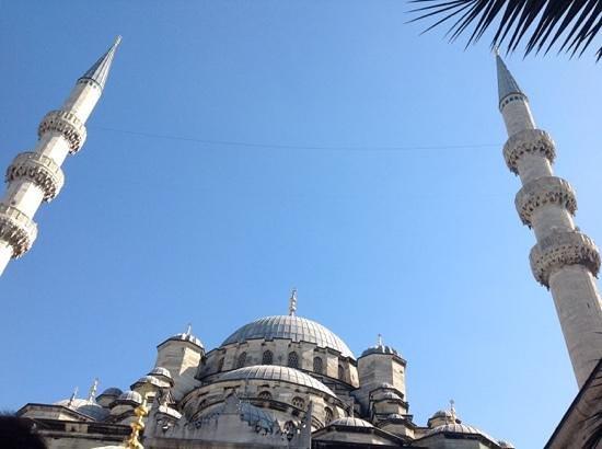 Muyan Suites: la moschea blu