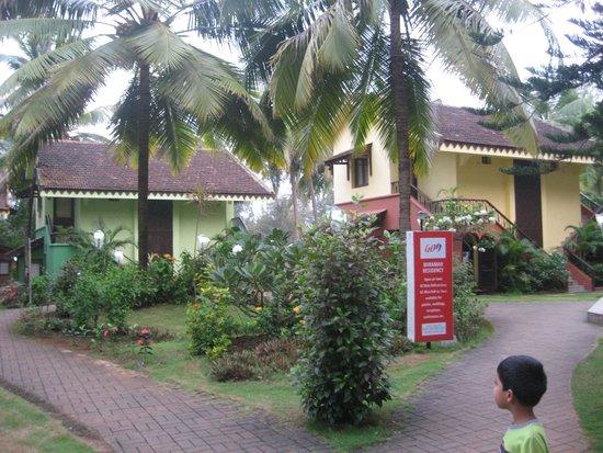 Miramar Residency: cottages