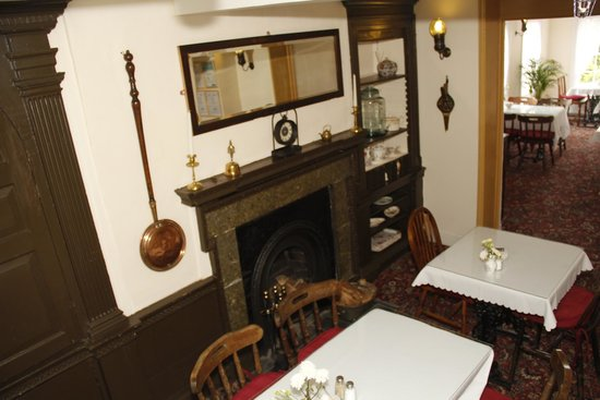 The Winding House Tea Rooms: Our Charming Tea Room
