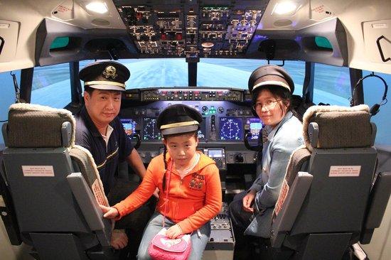 Flight Experience Flight Simulator: flight experience singapore