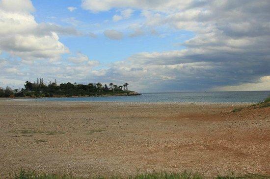 Glyfada Beach: Beautiful Seaview!