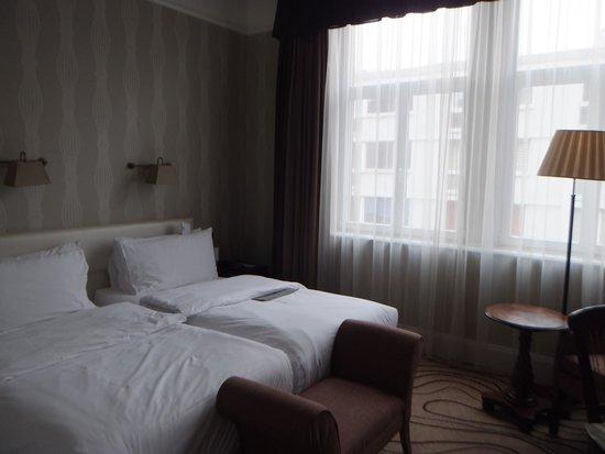 Le Meridien Parkhotel Frankfurt : 部屋