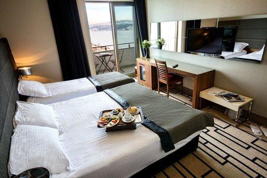 Cihangir Hotel : Room Service