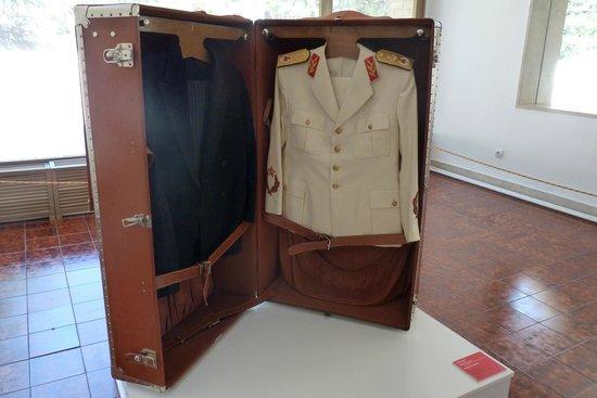 Josip Broz Tito Mausoleum: divisa del Maresciallo