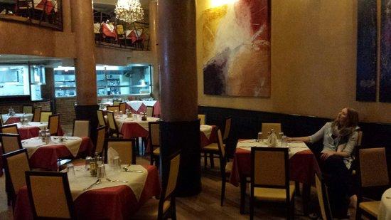 Restaurant italien et pizzeria Luigi Fès