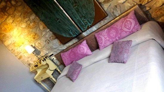 Txerturi Goikoa: Nuestra habitación