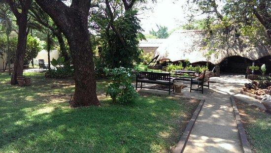 Pamusha Lodge: Pamusha hospitality