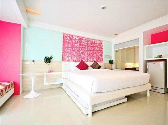 Hin Nam Sai Suay: ห้องพักสีสวยมาก
