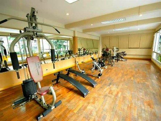 Hin Nam Sai Suay: ฟิตเรส เพื่อออกกำลังกาย