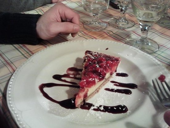 Old Friends: cheesecake