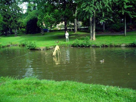 Nerotal-anlagen: Parco Neroberg