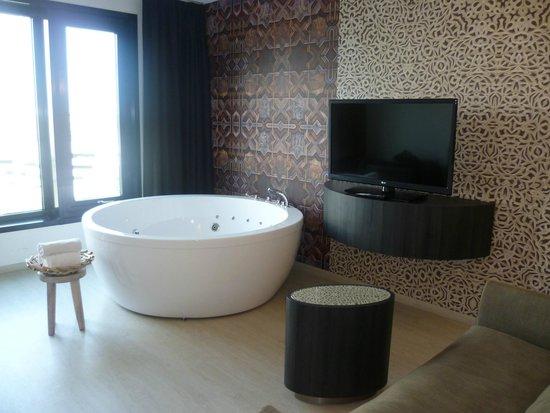 Mainport Hotel : Spa-Zimmer