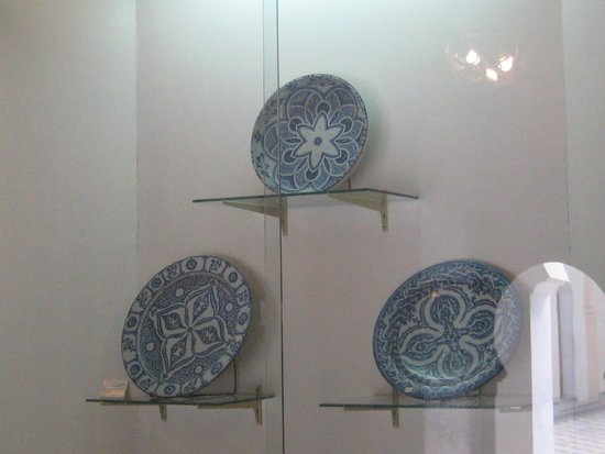 Dar Batha Museum: ARTIGIANATO