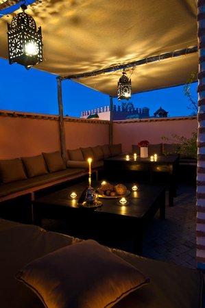 Riad Magellan : Roof-terrace