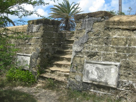 Fort Barrington : the top