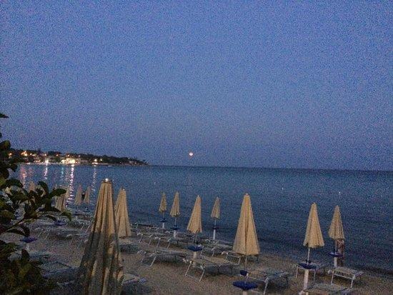Hotel Villamare: Beach