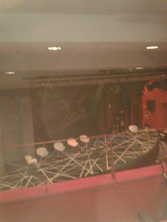 Folleto fotograf a de teatro pr ncipe gran v a comunidad Teatro principe gran via