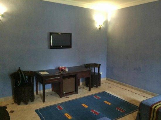 Hotel Kasbah Azalay : Habitacion