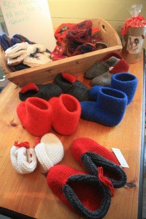 Hjelle Hotel : Knitwear