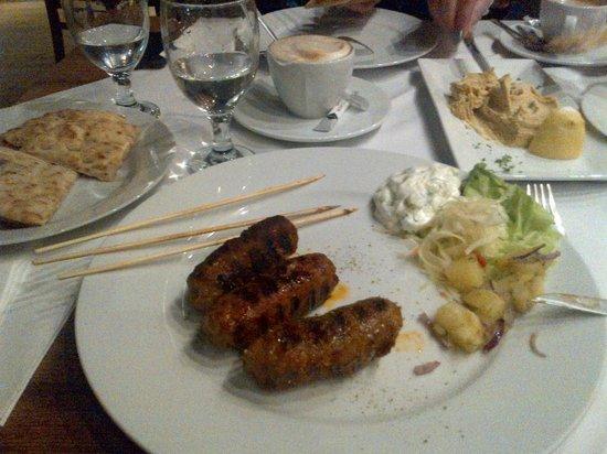 Taverna Olympos: 10/10 Lamb gyros