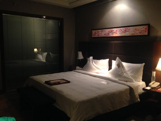 Crowne Plaza Hotel Gurgaon: Bed