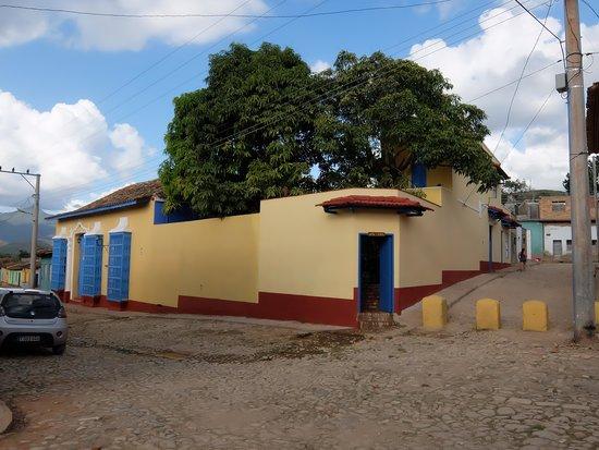 Casa Laura y Ruben: esterno della struttura