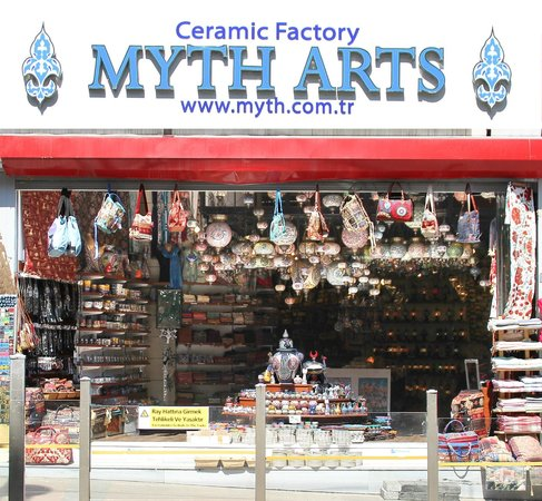 ‪Myth Arts Shop‬