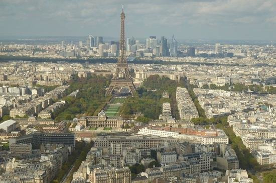 vue du ciel de paris splendide magnifique picture of le ciel de paris paris tripadvisor. Black Bedroom Furniture Sets. Home Design Ideas