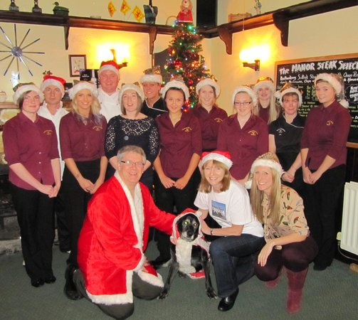 The Manor Country House Hotel: A Friendly Team