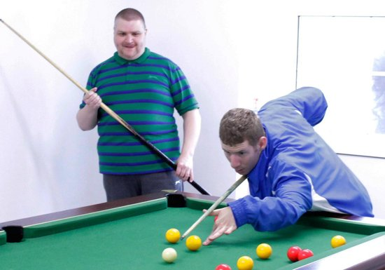 Llan Ffestiniog, UK : Our Games Room