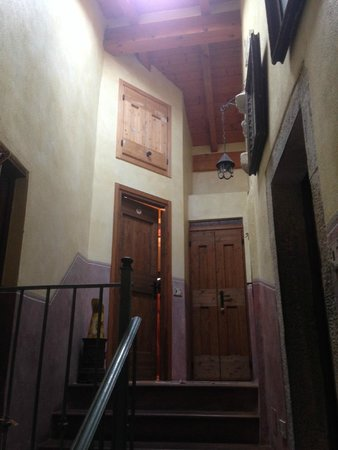 Cascina Ronchi: Corridor