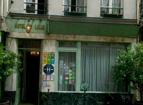 Hotel de Lille- louvre : Front View