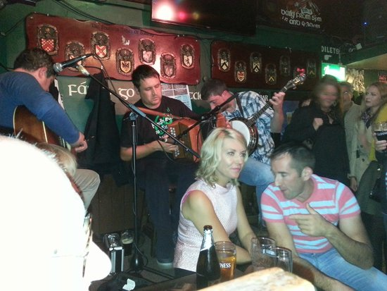 Taaffes Pub: Great Time !