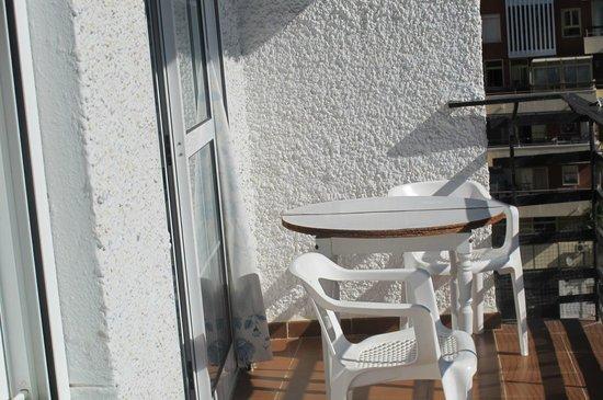 Aptos. Mediterraneo: balcony