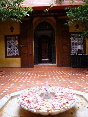 Riad Samsli : Entrance