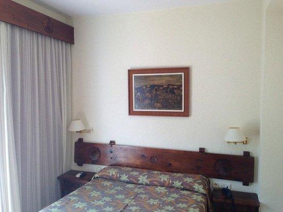 Hotel Lima Marbella: My room in Marbella