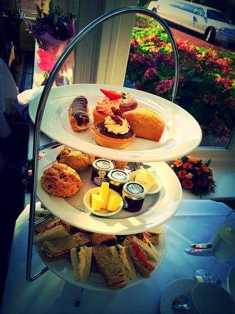 Park Farm Hotel: Afternoon Tea