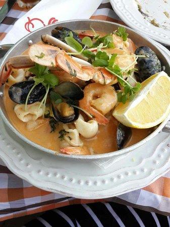 Olla : Микс из морепродуктов