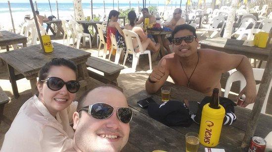 Barraca Pipa - Praia do Flamengo - Salvador Bahia: Barraca Pipa - Praia do Flamengo - Salvador/BA