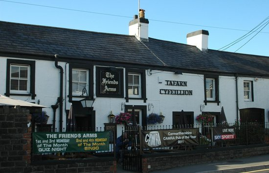 The Friends Arms
