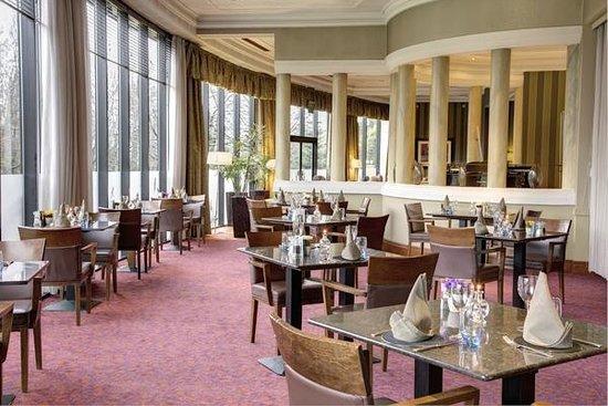 Everglades Hotel: Restaurant