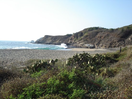 Punta Cometa: 22 janvier 2011