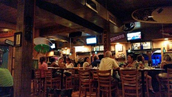 The Hub Baja Grill : The Hub, Oct 13, 2014