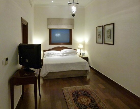 Maidens Hotel: Suite bedroom