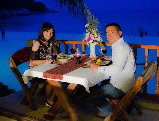 Phangan Bayshore Resort: Amazing view