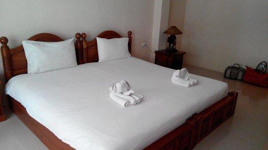 Aonang Goodwill : Room 311,,,di lantai 3 sblh kiri