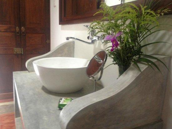 Templeberg Villa: Bathroom