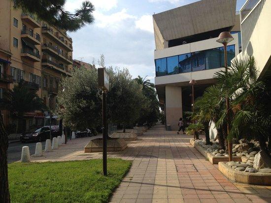 Adagio Access Nice Acropolis: Acropolis kongress Nice.Nära Adagio Access