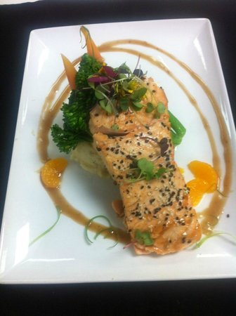 Miami Shores, FL: Salmon