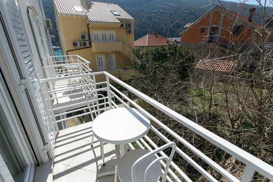 Prijevor, Croacia: Balcony
